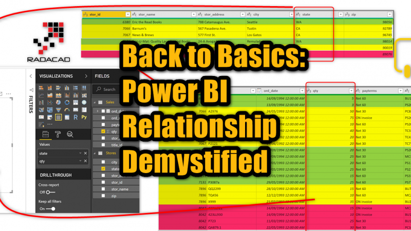 Back to Basics: Power BI Relationship Demystified