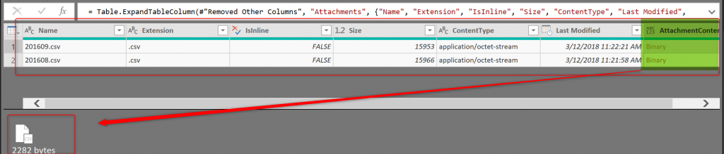 Import Email Attachments Directly Into a Power BI Report using Power