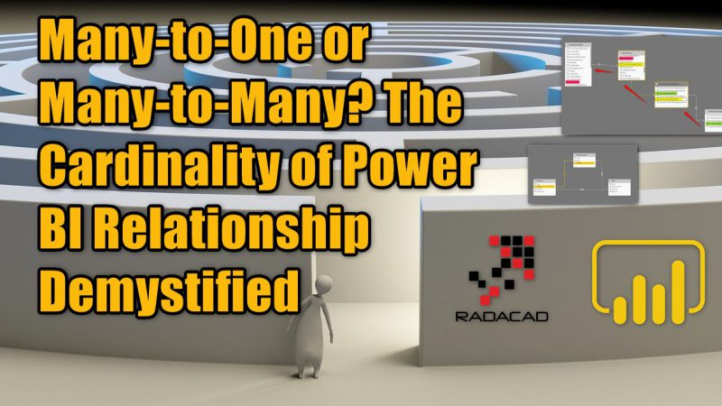 Many-to-One or Many-to-Many? The Cardinality of Power BI Relationship Demystified