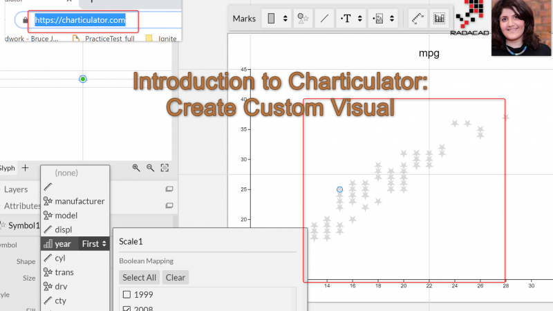 Introduction to Charticulator: Create Custom Visual – Part 1