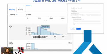 Automated Machine Learning: Data Profiling in Azure ML Services – Part 4