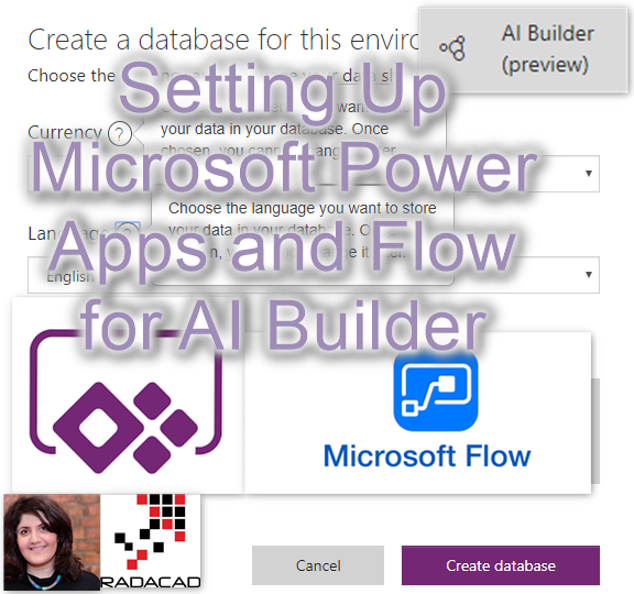 Activate AI Builder In Power Apps and Microsoft Flow – RADACAD