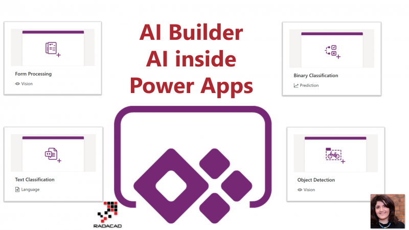 AI Builder: AI Embedded in Power Apps- Part 1