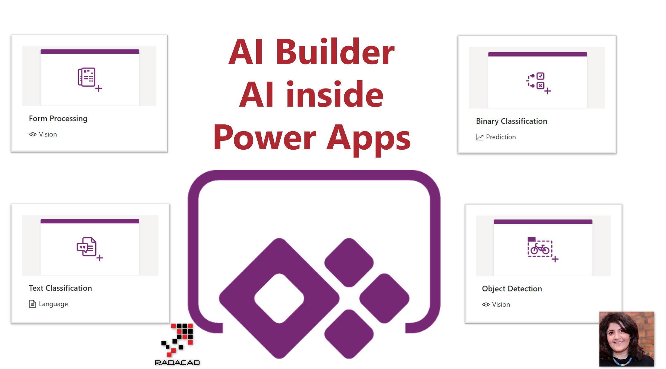 AI Builder: AI Embedded in Power Apps- Part 1 – RADACAD