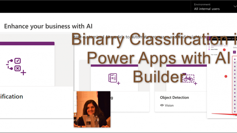 AI Builder: AI Embedded in Power Apps- Part 2